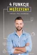 okładka - książka, ebook 4 funkcje mężczyzny
