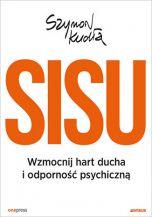 okładka książki SISU Wzmocnij hart ducha i odporność psychiczną