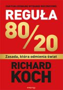 okładka - książka, ebook Reguła 80/20