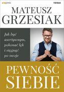 okładka - książka, ebook Pewność siebie
