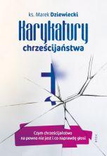 okładka książki Karykatury chrześcijaństwa