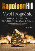 okładka - książka, ebook Myśl i bogać się. Wersja oryginalna