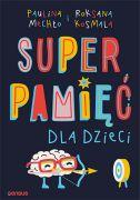 okładka - książka, ebook Superpamięć dla dzieci