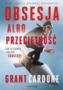 okładka - książka, ebook Obsesja albo przeciętność