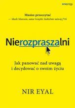 okładka - książka, ebook Nierozpraszalni