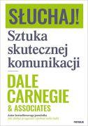 okładka - książka, ebook Słuchaj! Sztuka skutecznej komunikacji