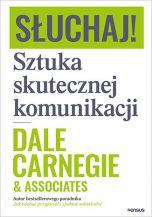 okładka książki Słuchaj! Sztuka skutecznej komunikacji