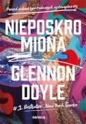 okładka - książka, ebook Nieposkromiona