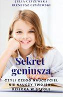 okładka - książka, ebook Sekret geniusza