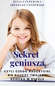 okładka książki Sekret geniusza