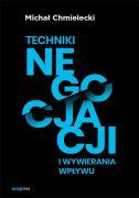 okładka - książka, ebook Techniki negocjacji i wywierania wpływu