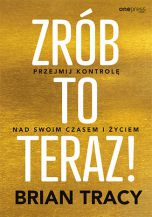 okładka - książka, ebook Zrób to teraz