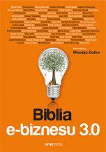 okładka - książka, ebook Biblia e-biznesu 3.0