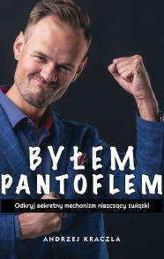 okładka książki Byłem Pantoflem