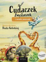 okładka - książka, ebook Cudaczek Zmyślaczek i wesołe zwierzaki